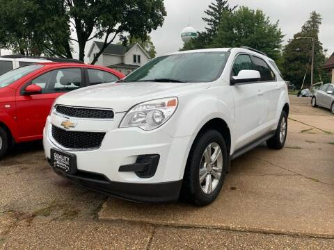 2014 Chevrolet Equinox for sale at QUALITY MOTORS in Benton WI