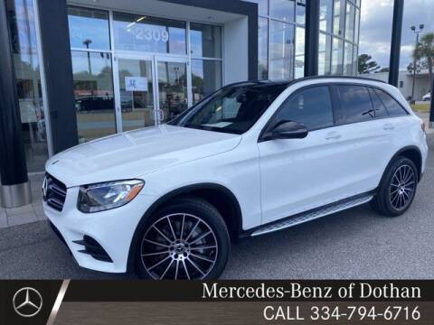 2019 Mercedes-Benz GLC for sale at Mike Schmitz Automotive Group in Dothan AL
