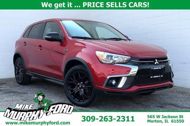 2018 Mitsubishi Outlander Sport for sale at Mike Murphy Ford in Morton IL