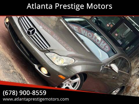 2008 Mercedes-Benz CLS for sale at Atlanta Prestige Motors in Decatur GA