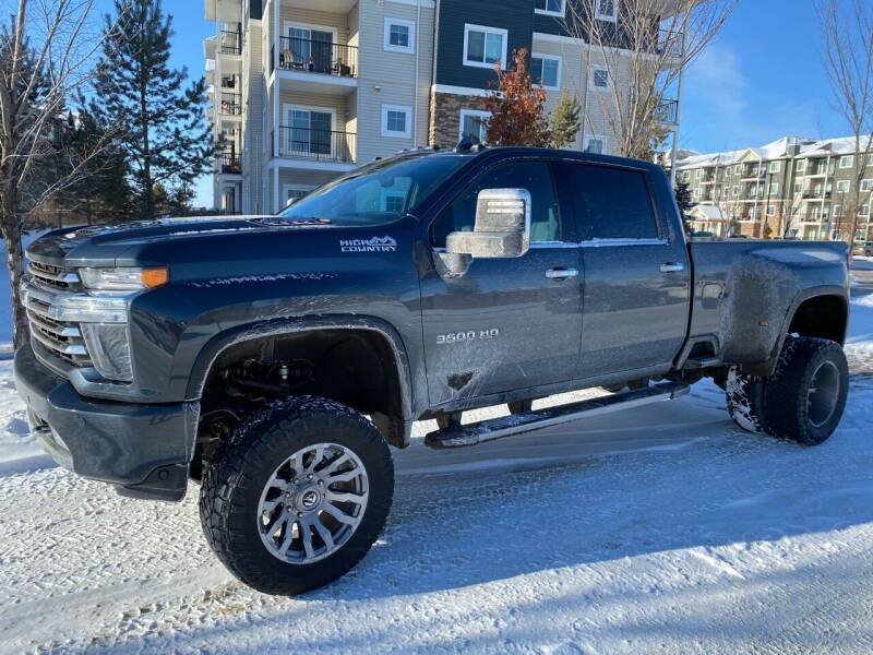 2020 Chevrolet Silverado 3500HD for sale at Truck Buyers in Magrath AB