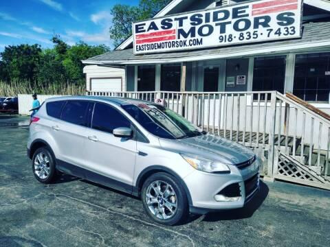 2013 Ford Escape for sale at EASTSIDE MOTORS in Tulsa OK