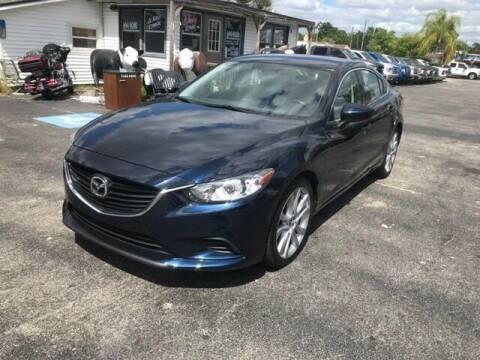 2016 Mazda MAZDA6 for sale at Denny's Auto Sales in Fort Myers FL