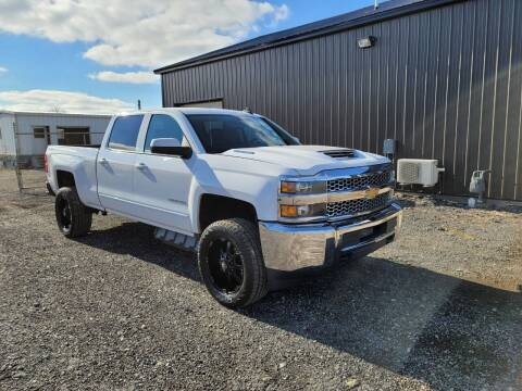 2019 Chevrolet Silverado 2500HD for sale at J & S Auto Sales in Blissfield MI