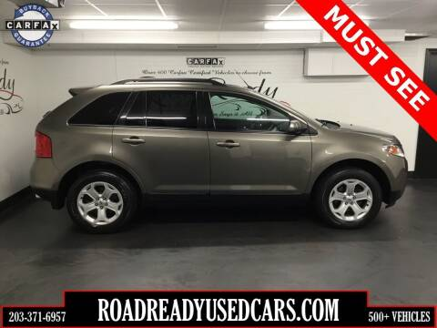 2013 Ford Edge for sale at Road Ready Used Cars in Ansonia CT