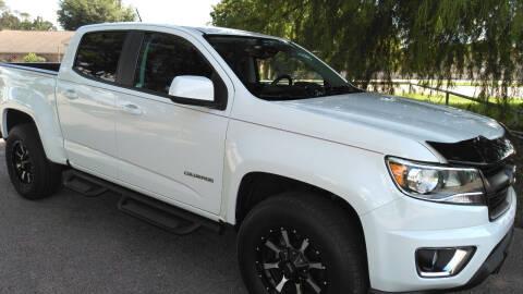2016 Chevrolet Colorado for sale at Haigler Motors Inc in Tyler TX