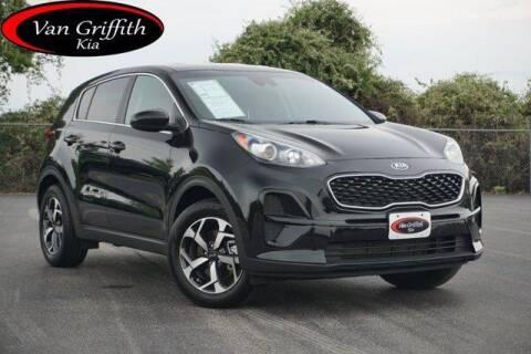 2020 Kia Sportage for sale at Van Griffith Kia Granbury in Granbury TX