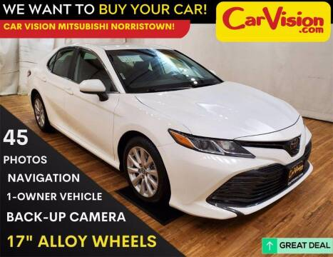 2019 Toyota Camry for sale at Car Vision Mitsubishi Norristown in Trooper PA