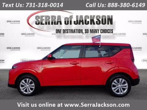 2021 Kia Soul for sale at Serra Of Jackson in Jackson TN