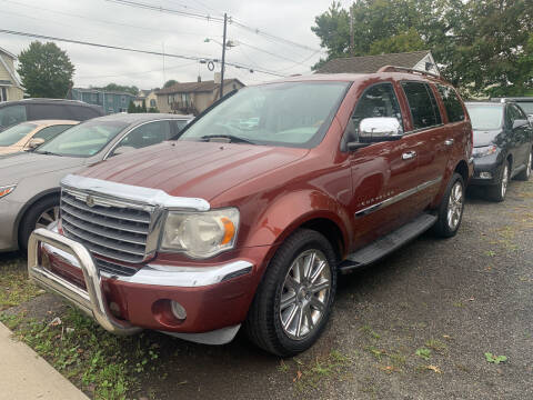 2007 Chrysler Aspen for sale at Charles and Son Auto Sales in Totowa NJ