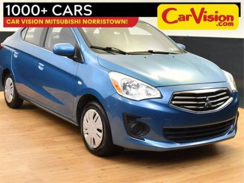 2019 Mitsubishi Mirage G4 for sale at Car Vision Buying Center in Norristown PA