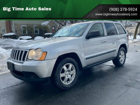 2009 Jeep Grand Cherokee for sale at Big Time Auto Sales in Vauxhall NJ