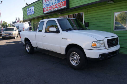 2008 Ford Ranger for sale at Amazing Choice Autos in Sacramento CA