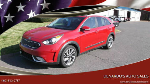 2017 Kia Niro for sale at DeNardo's Auto Sales in Westfield MA