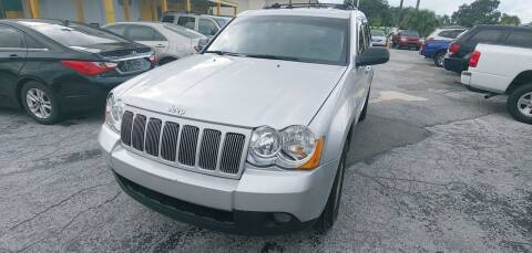 2010 Jeep Grand Cherokee for sale at Autos by Tom in Largo FL