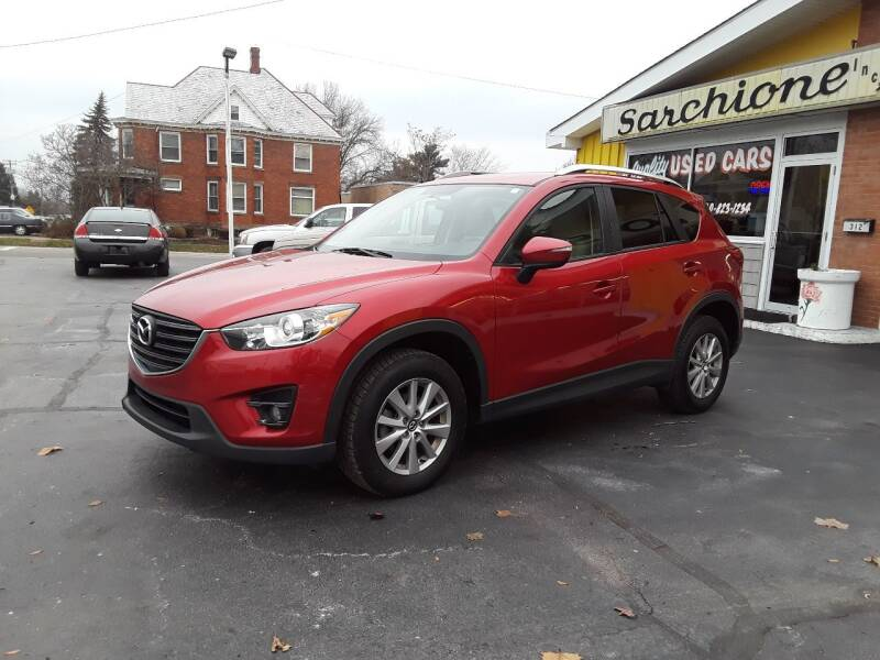 2016 Mazda CX-5 for sale at Sarchione INC in Alliance OH