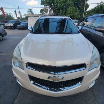 2012 Chevrolet Equinox for sale at America Auto Wholesale Inc in Miami FL