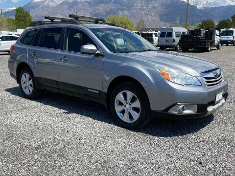 2011 Subaru Outback for sale at Shamrock Group LLC #1 in Pleasant Grove UT