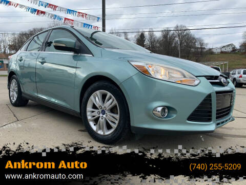2012 Ford Focus for sale at Ankrom Auto in Cambridge OH