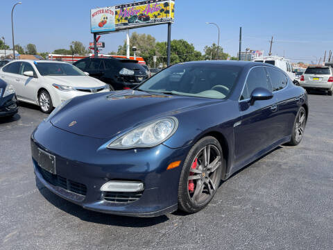 2010 Porsche Panamera for sale at Mister Auto in Lakewood CO