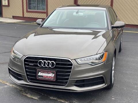 2012 Audi A6 for sale at Anamaks Motors LLC in Hudson NH