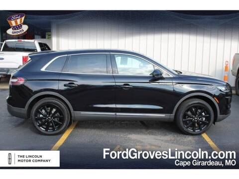 2021 Lincoln Nautilus for sale at JACKSON FORD GROVES in Jackson MO