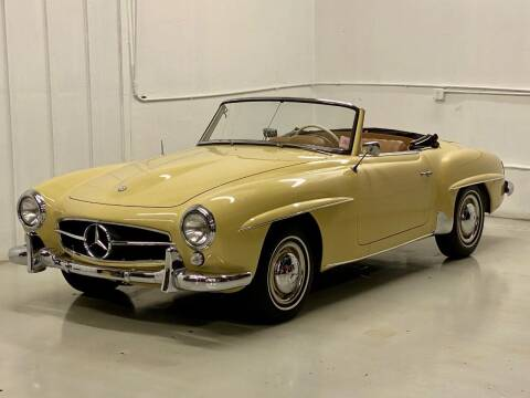 1959 Mercedes-Benz 190-Class for sale at Gallery Junction in Orange CA