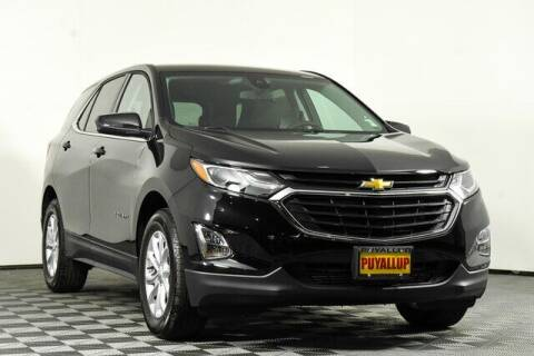 2020 Chevrolet Equinox for sale at Washington Auto Credit in Puyallup WA