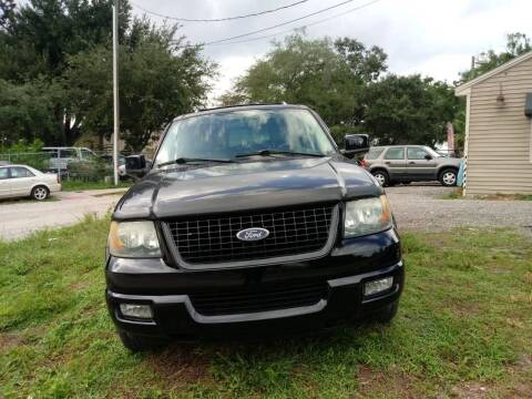 2006 Ford Expedition for sale at DAVINA AUTO SALES in Orlando FL