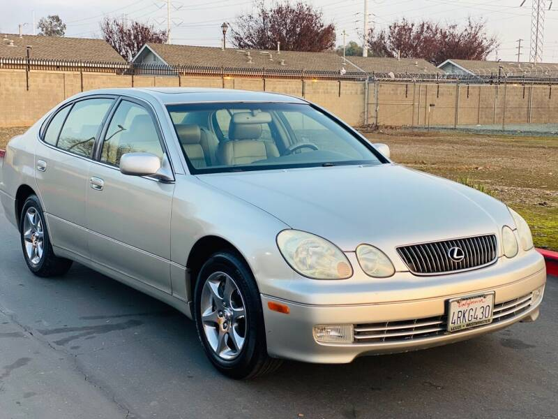 2001 Lexus GS 300 for sale at United Star Motors in Sacramento CA