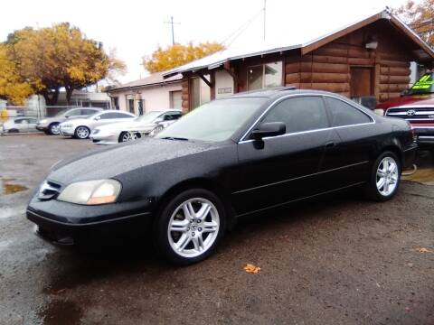 2003 Acura CL for sale at Larry's Auto Sales Inc. in Fresno CA