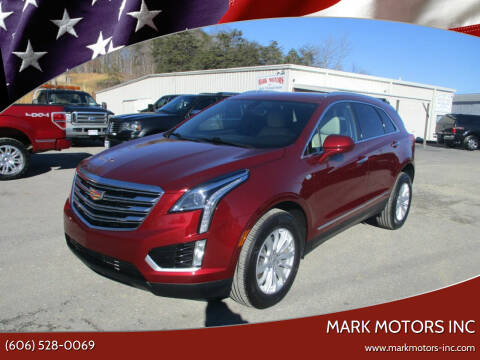 2018 Cadillac XT5 for sale at Mark Motors Inc in Gray KY