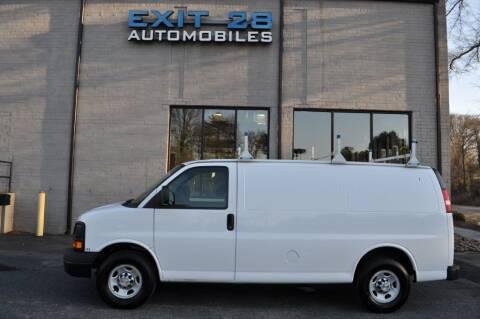 2010 Chevrolet Express Cargo for sale at Exit 28 Auto Center LLC in Cornelius NC