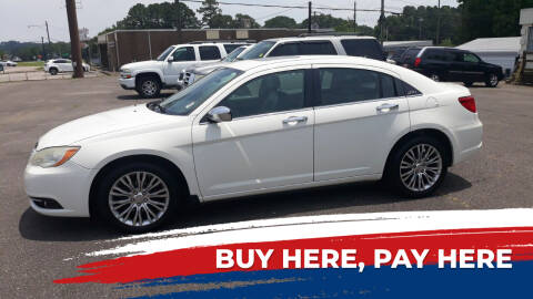 2011 Chrysler 200 for sale at Prospect Motors LLC in Adamsville AL