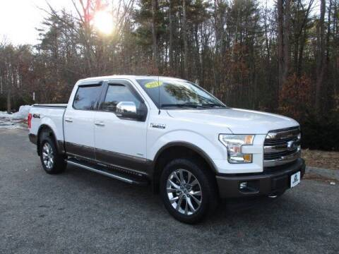 2017 Ford F-150 for sale at MC FARLAND FORD in Exeter NH
