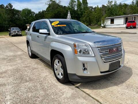 2014 GMC Terrain for sale at AUTO WOODLANDS in Magnolia TX
