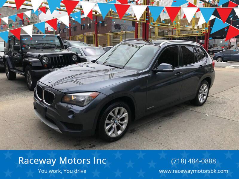 2013 BMW X1 for sale at Raceway Motors Inc in Brooklyn NY