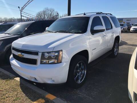 2012 Chevrolet Tahoe for sale at Greg's Auto Sales in Poplar Bluff MO