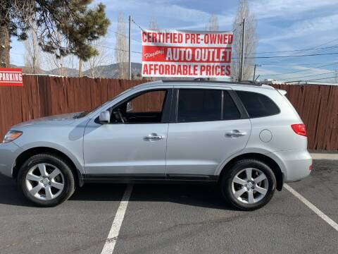 2009 Hyundai Santa Fe for sale at Flagstaff Auto Outlet in Flagstaff AZ