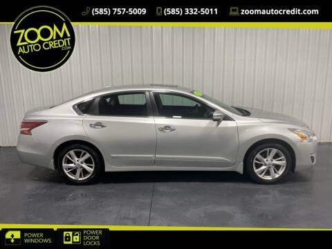 2015 Nissan Altima for sale at ZoomAutoCredit.com in Elba NY