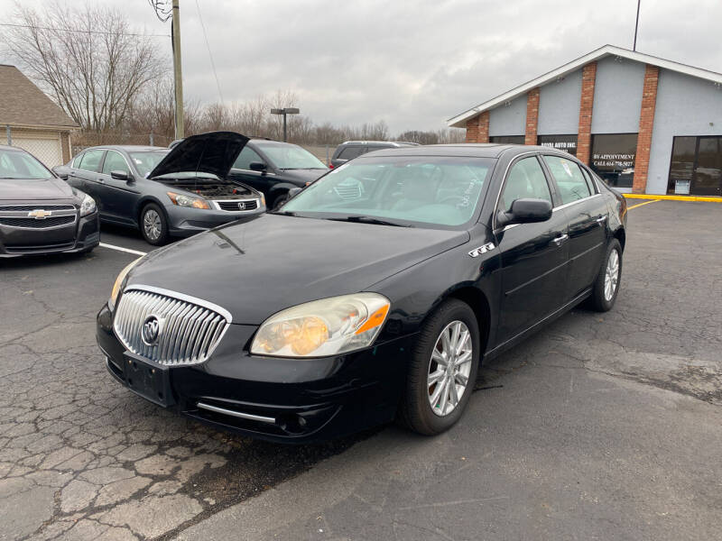 2011 Buick Lucerne for sale at Royal Auto Inc. in Columbus OH