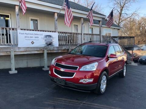 2012 Chevrolet Traverse for sale at Flash Ryd Auto Sales in Kansas City KS