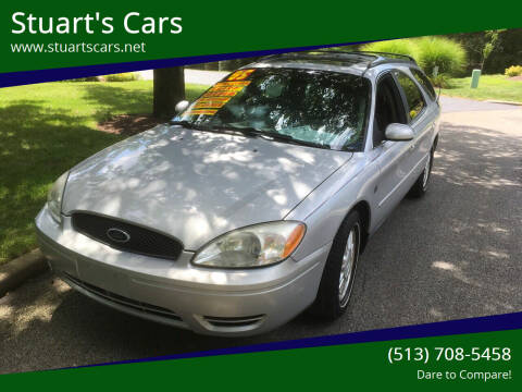2005 Ford Taurus for sale at Stuart's Cars in Cincinnati OH