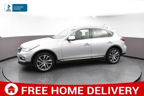 2017 Infiniti QX50 for sale at Florida Fine Cars - West Palm Beach in West Palm Beach FL