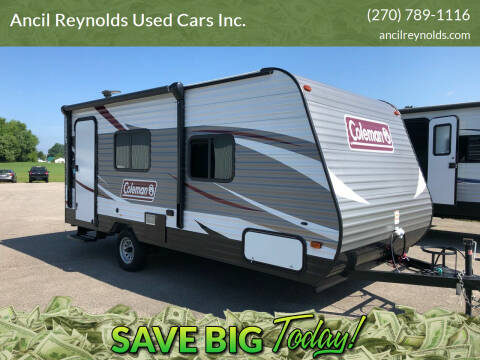 2017 Coleman Lantern 16FBS for sale at Ancil Reynolds Used Cars Inc. in Campbellsville KY