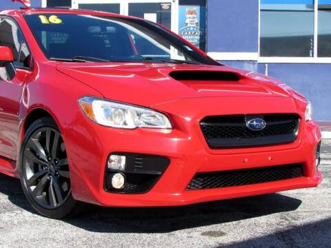 2016 Subaru WRX for sale at Orlando Auto Connect in Orlando FL