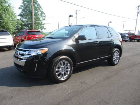 2013 Ford Edge for sale at FINAL DRIVE AUTO SALES INC in Shippensburg PA