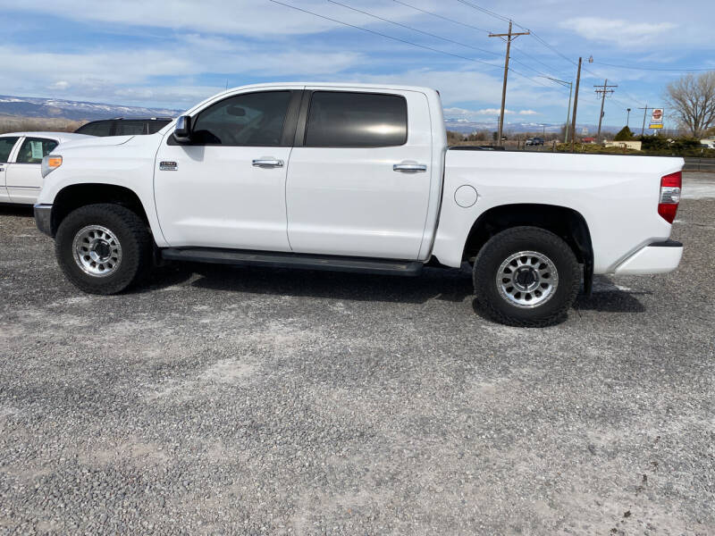 2014 Toyota Tundra for sale at The Car Lot in Delta CO