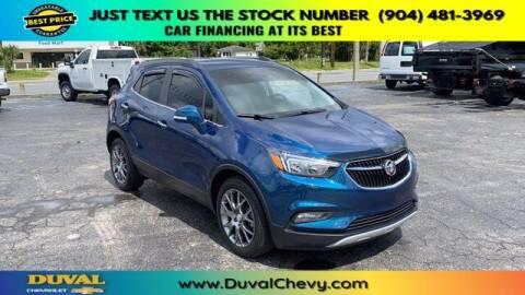 2019 Buick Encore for sale at Duval Chevrolet in Starke FL