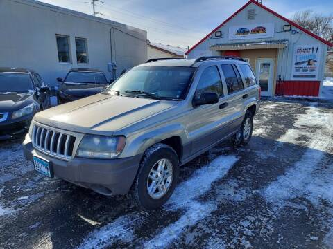 2004 Jeep Grand Cherokee for sale at Rochester Auto Mall in Rochester MN